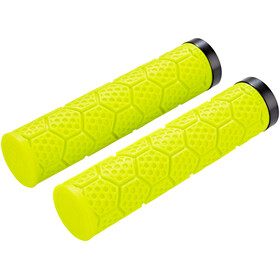Sixpack D-Trix Bike Grips yellow